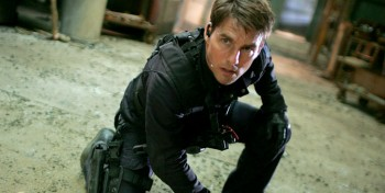 Mission Impossible III, Tom Cruise