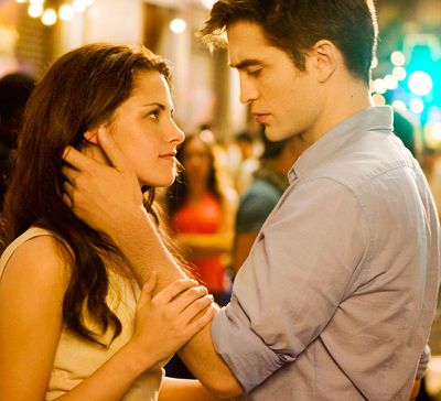 Breaking Dawn - Bella and Edward