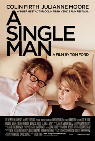 Original A Single Man poster