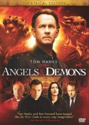 Angels &amp; Demons DVD