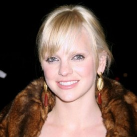 Anna Faris Chipmunks