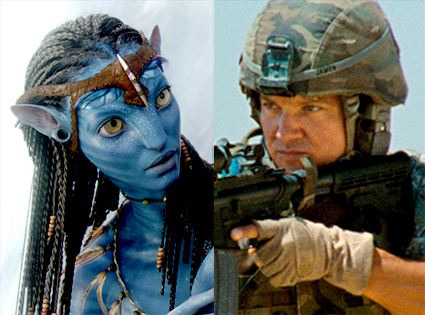 Avatar and The Hurt Locker