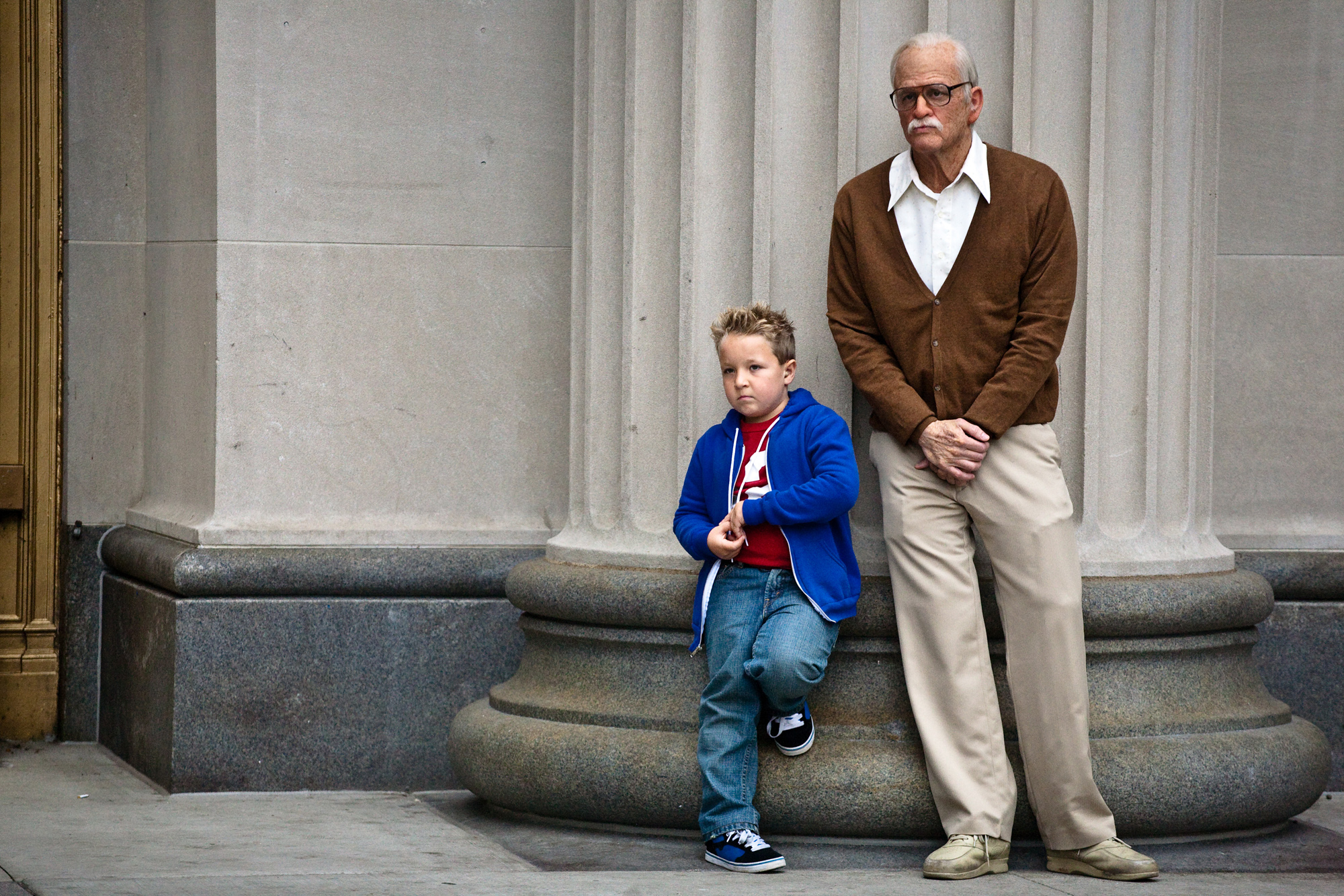 'Jackass Presents: Bad Grandpa'