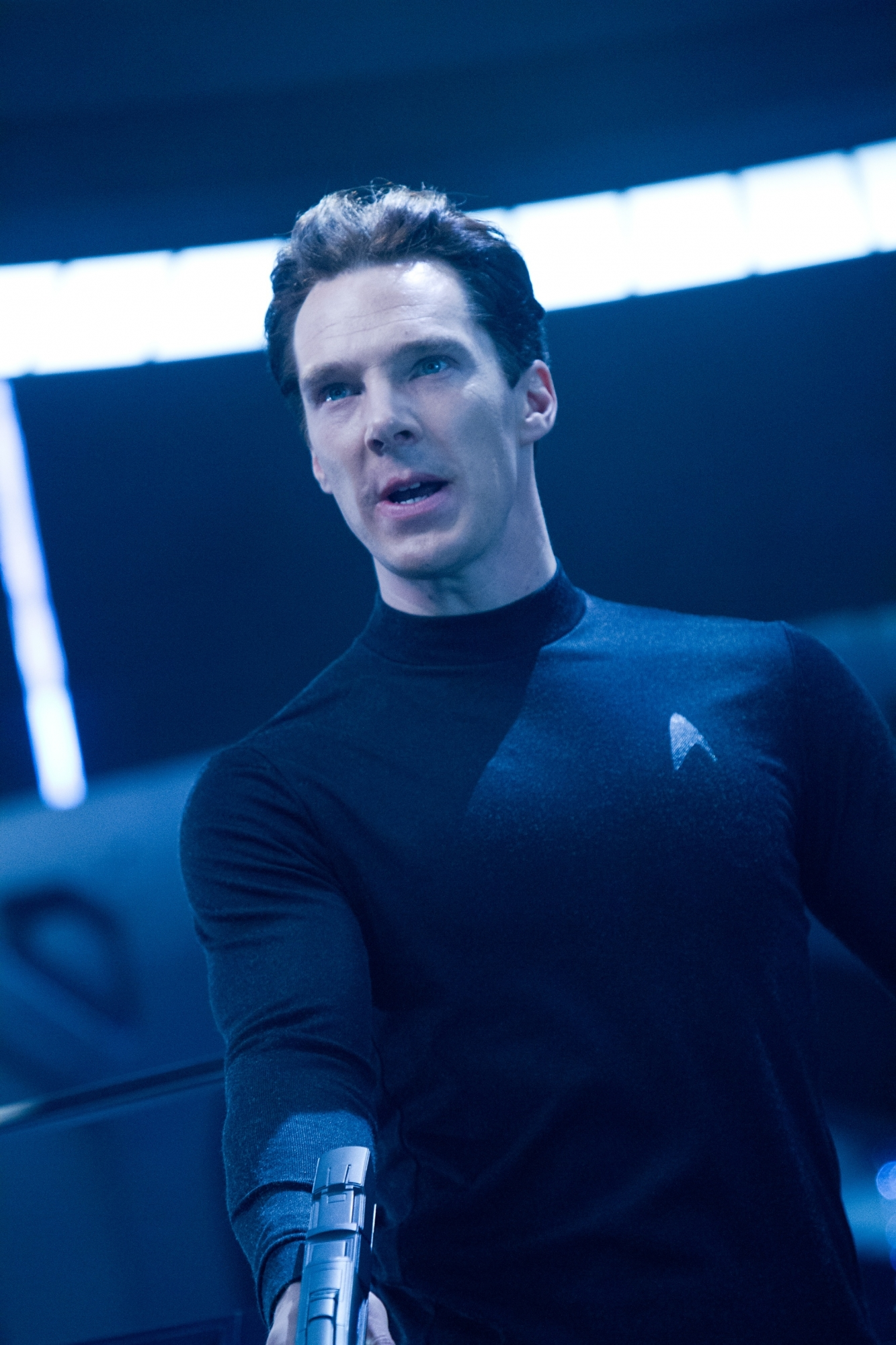 Benedict Cumberbatch in 'Star Trek'