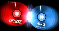 HD DVD Blu-ray clash