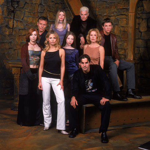 Buffy the Vampire Slayer series