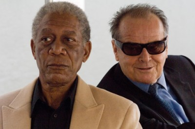 Morgan Freeman, Jack Nicholson