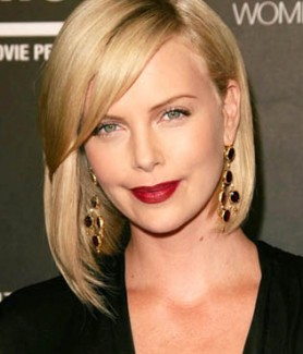 Charlize Theron as Catwoman?