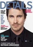 Christian Bale, Details magazine