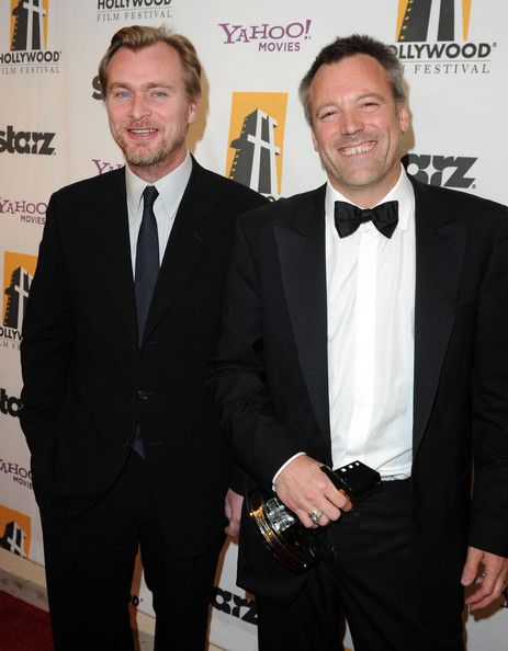 Christopher Nolan and Wally Pfister