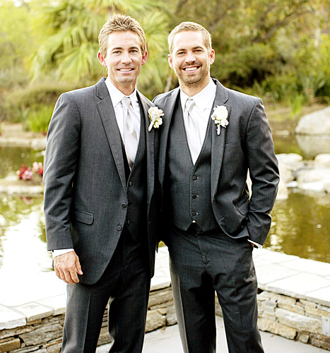 Cody and Paul Walker
