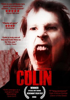 Colin movie poster