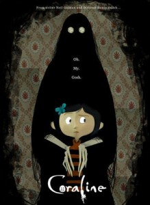 Coraline hits theaters this Christmas season!