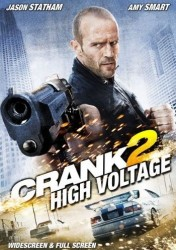 Crank 2 DVD