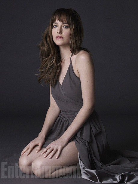 Dakota Johnson as Anastasia Steele