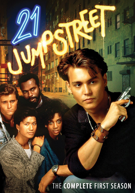 Johnny Depp in 21 Jump Street