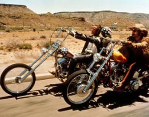 Easy Rider: Peter Fonda, Dennis Hopper
