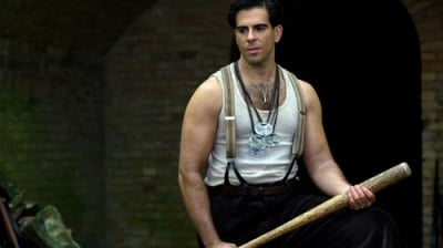 Eli Roth as the
