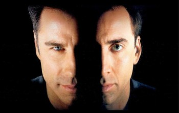 Face/Off, John Travolta, Nicolas Cage
