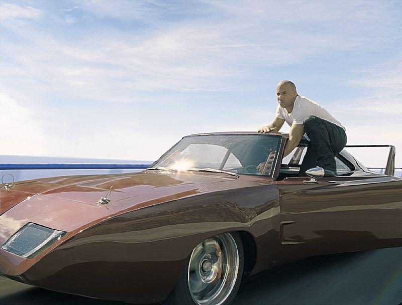 Vin Diesel in 'Fast & Furious 6'