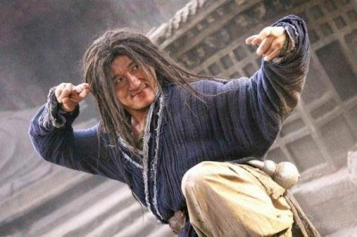 The Forbidden Kingdom, Jackie Chan