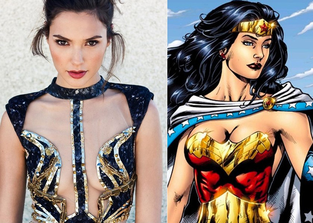 Gal Gadot is the next Wonder Woman