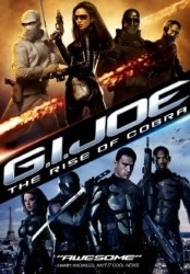 G.I. Joe: The Rise of Cobra DVD