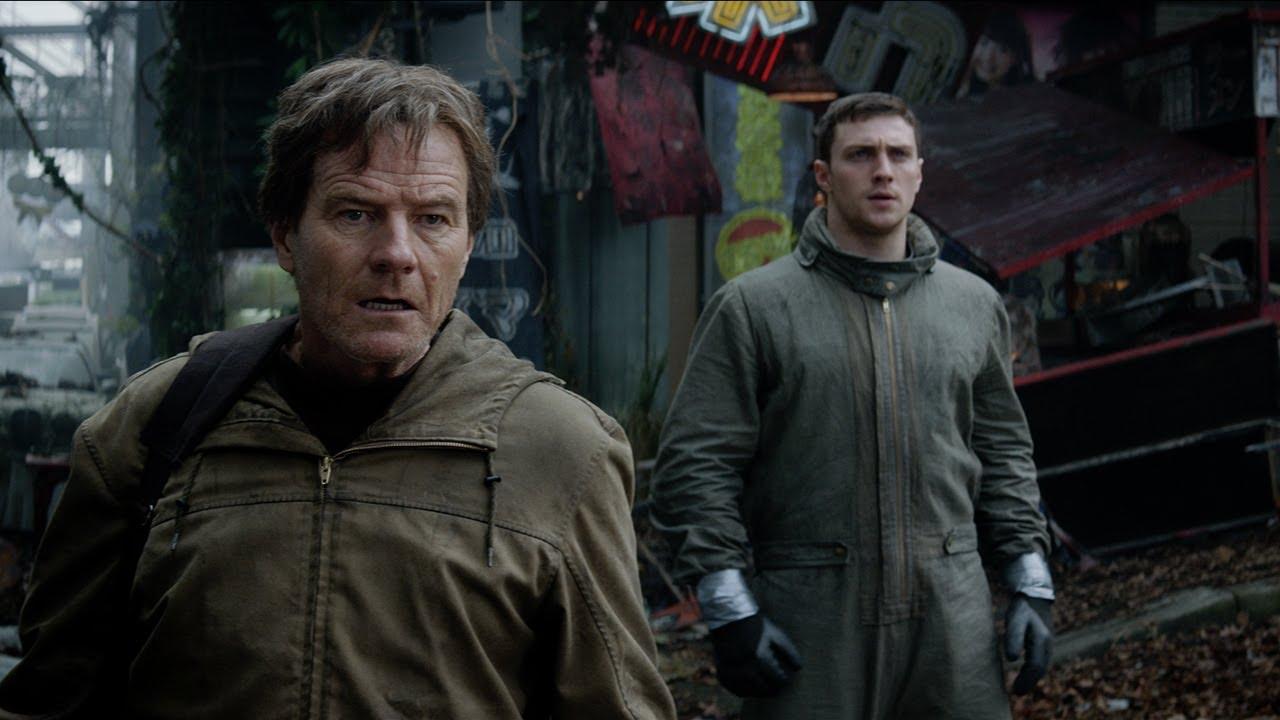 Bryan Cranston in 'Godzilla'