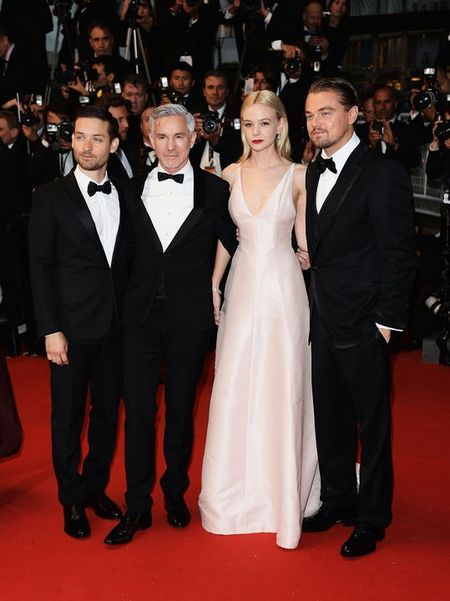 'The Great Gatsby' cast and director at the Cannes Film Festival