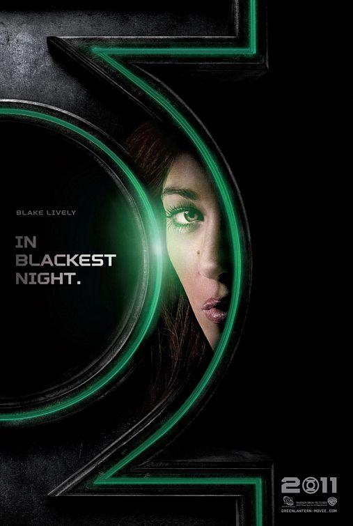 Blake Lively in The Green Lantern