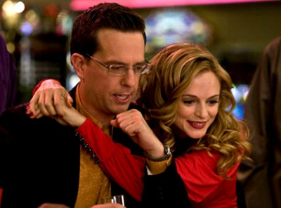 The Hangover's Ed Helms and Heather Graham