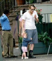 Heath Ledger and Matilda
