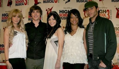 High School Musical 3 cast