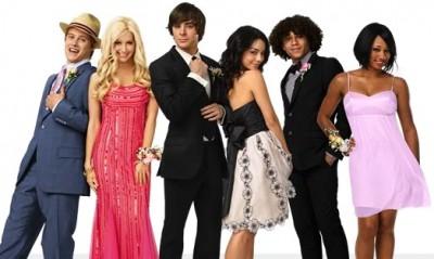 High School Musical 3 cast