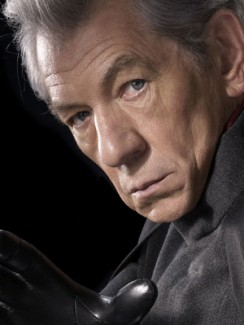 Ian McKellen as Magneto