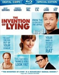 The Invention of Lying Blu-ray