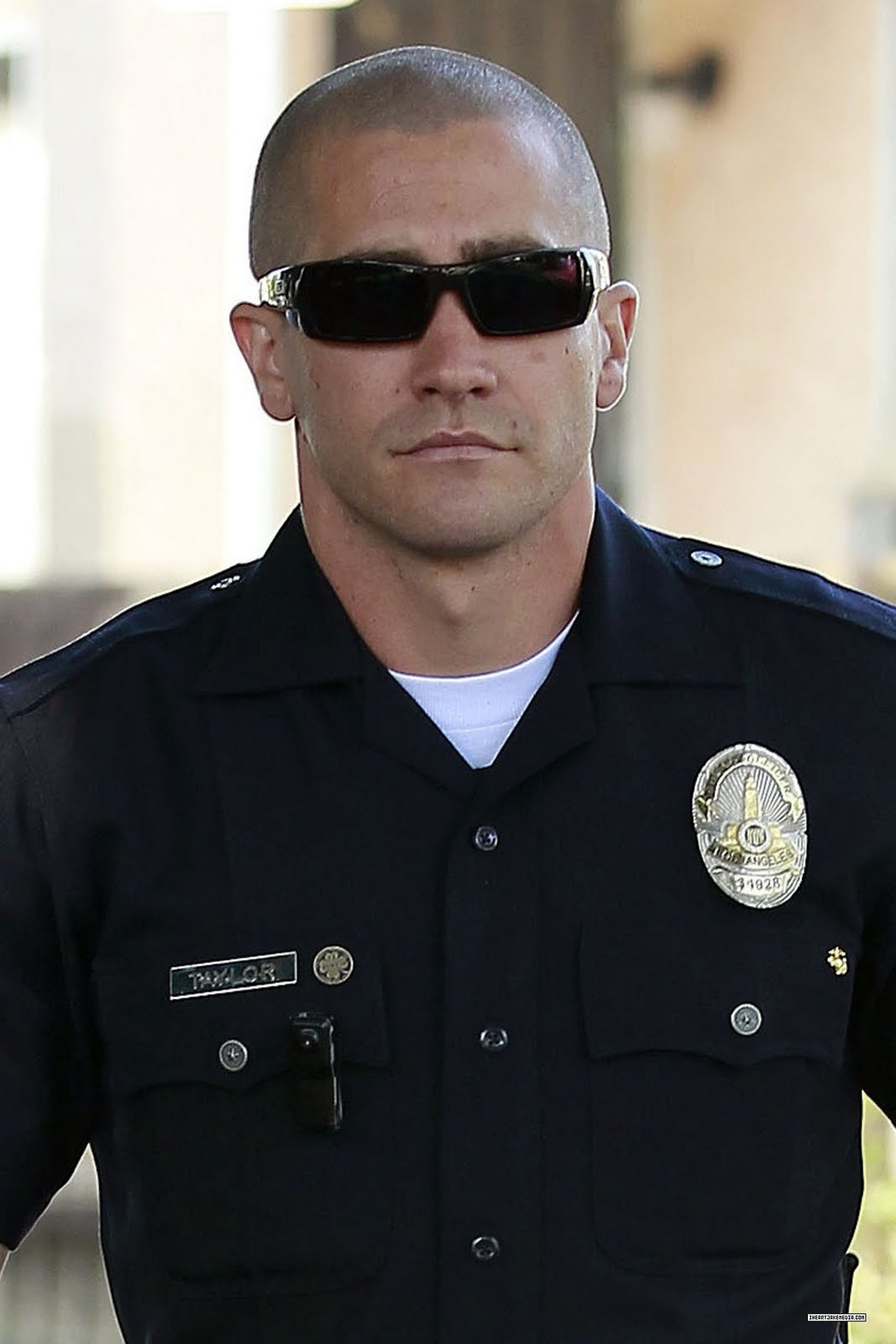 Jake Gyllenhaal in 'End of Watch'