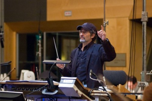 Composer James Horner
