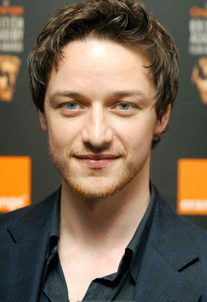 James McAvoy