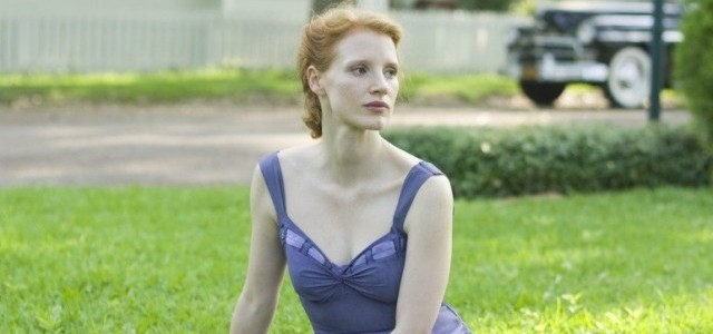 Jessica Chastain in 'Tree of Life'
