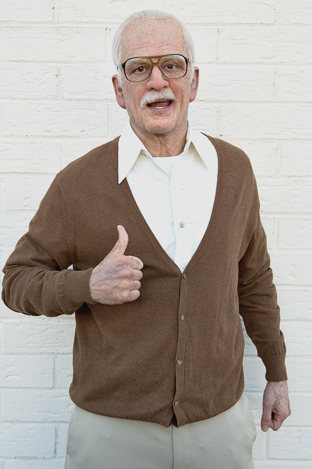 Johnny Knoxville in 'Bad Grandpa'