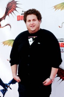Jonah Hill at How to Train Your Dragon premiere