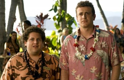 Jonah Hill and Jason Segel