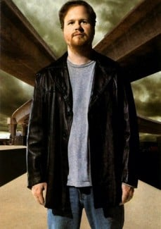 Joss Whedon, self-proclaimed mastermind