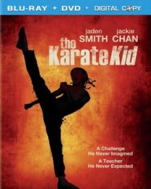 The Karate Kid on DVD/Blu-ray