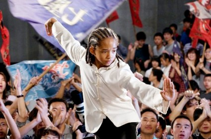 Jaden Smith in The Karate Kid