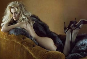 Kate Winslet in Vanity Fair