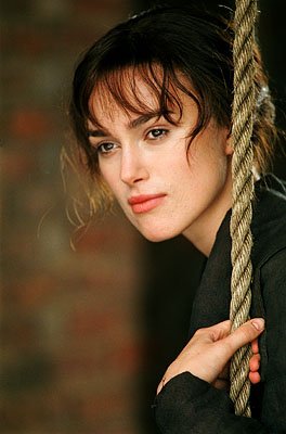 Keira Knightley in 'Pride and Prejudice'
