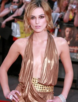 Keira Knightley has her eyes set for the Fair Lady role