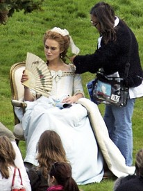 Keira Knightley in The Duchess